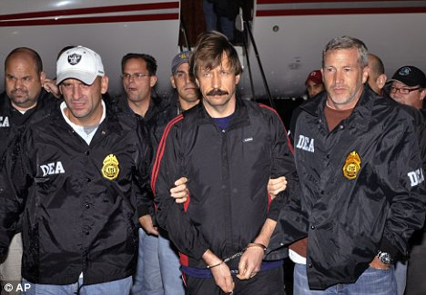 Set for life: Viktor Bout's nine million dollar supergrass-AP (4/5)