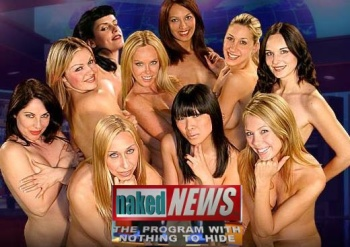 Naked News Nudity 24